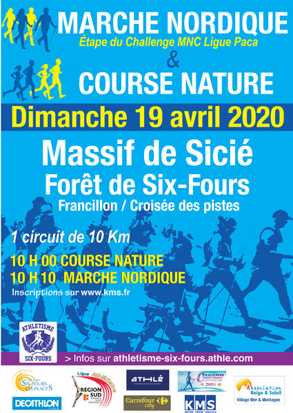 Postponed to a later date: Nordic Walking à Six-Fours-les-Plages - 0