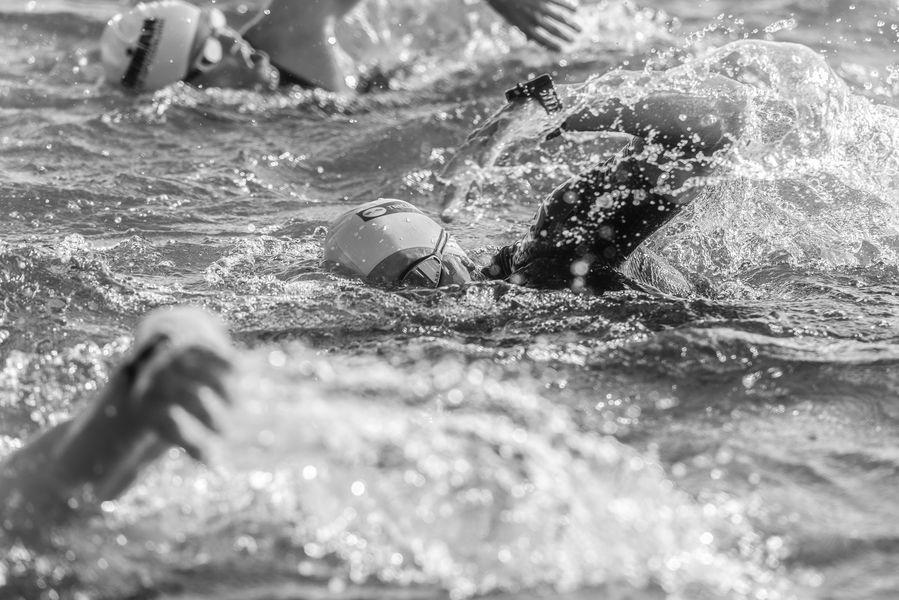 Triathlon à Hyères - 0