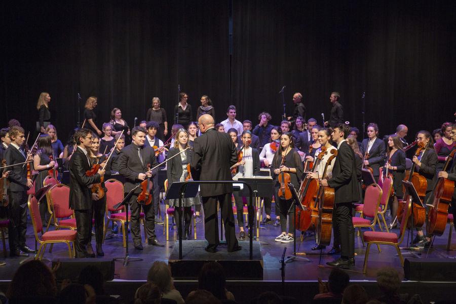 Les concerts été 2020 – Orchestre symphonique du Conservatoire TPM à Toulon - 0