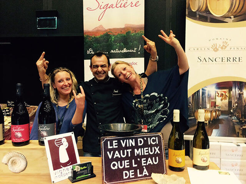 Spirit of wine and gastronomy fair à La Seyne-sur-Mer - 0