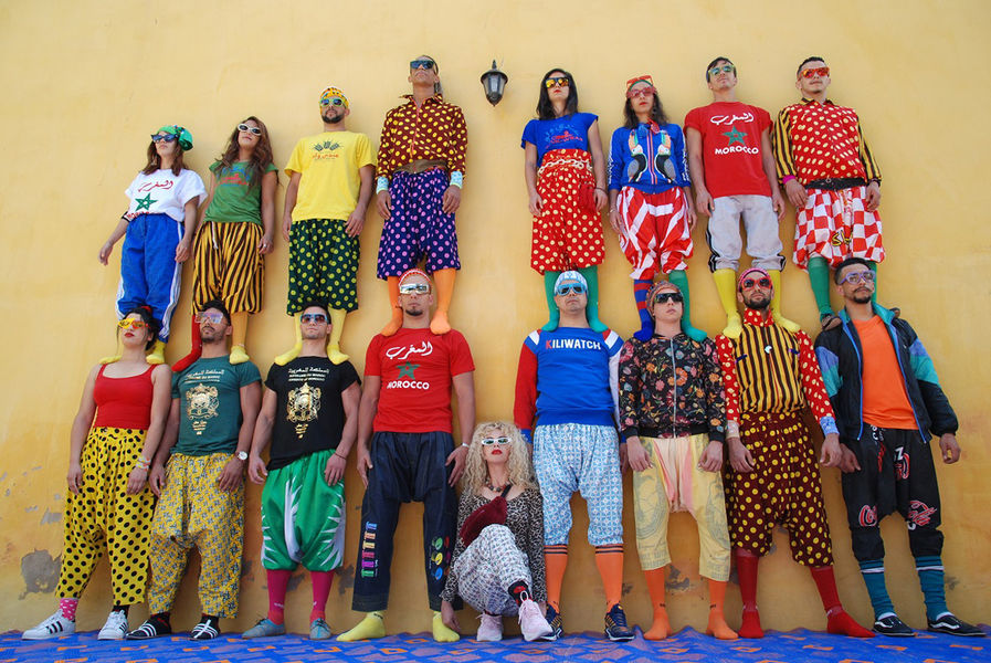 Cancelled: Circus: Fiq! (Wake up!) by the Tangier Acrobatic Group à Ollioules - 0