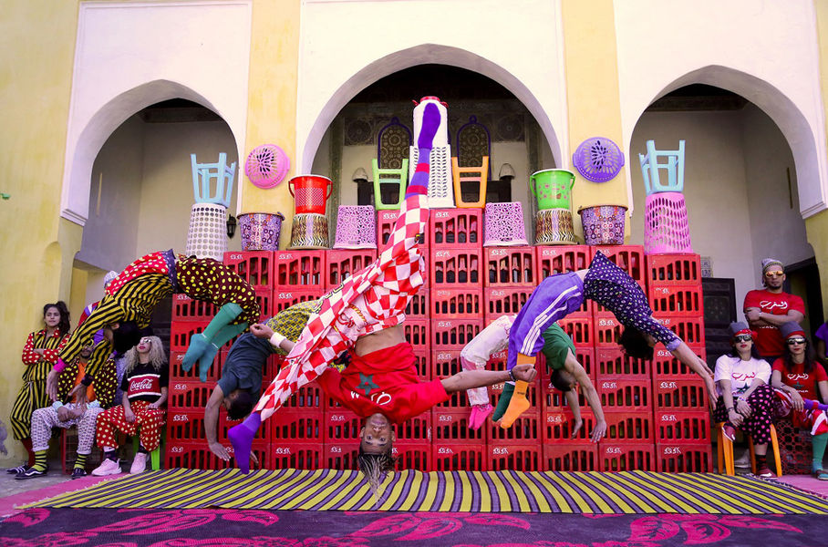 Cancelled: Circus: Fiq! (Wake up!) by the Tangier Acrobatic Group à Ollioules - 1