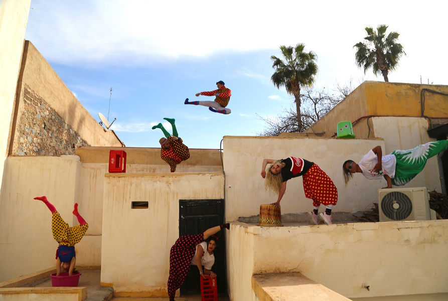 Cancelled: Circus: Fiq! (Wake up!) by the Tangier Acrobatic Group à Ollioules - 3