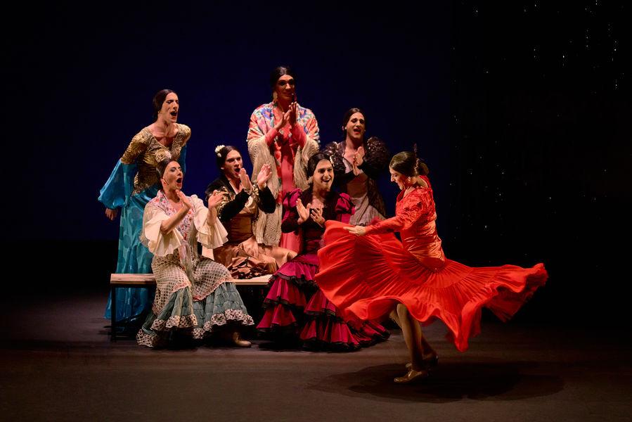 "Cancelled: Conference ""Flamenco Culture"" à Ollioules - 0"