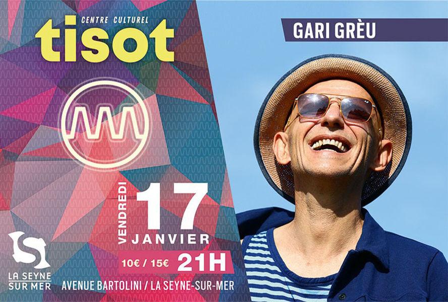 Gari Grèu concert à La Seyne-sur-Mer - 0