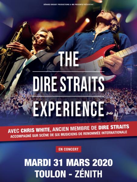 Concert – The Dire Straits Experience à Toulon - 0