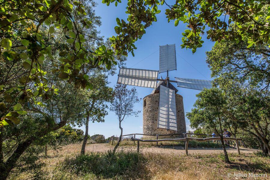 Visites du Fort Sainte Agathe & Moulin du Bonheur à Hyères - 1