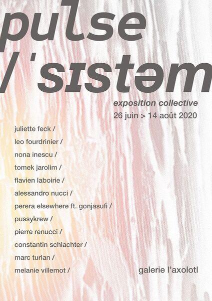 Artistes à découvrir / « Pulse/'sistem/ » à Toulon - 0