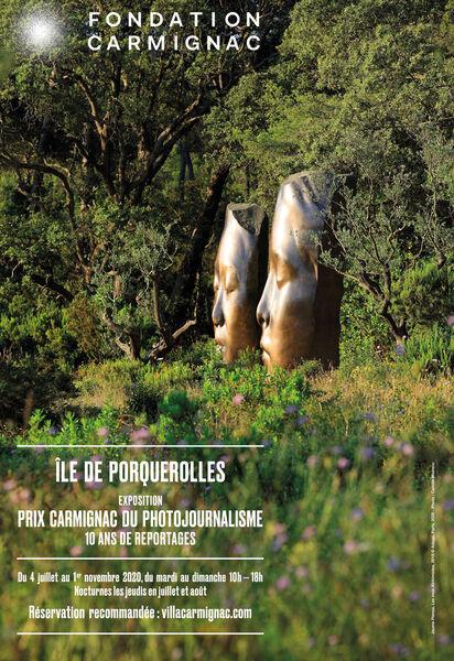 Carmignac Photojournalism Award 10 Years of Reportage à Hyères - 0