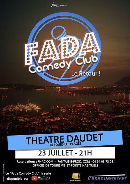 Fada Comedy Club (set of young comedians) à Six-Fours-les-Plages - 0