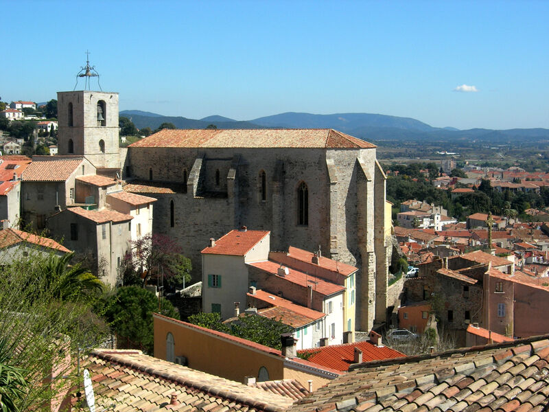 Guided tour of the collegiate church and the votive offerings à Hyères - 0