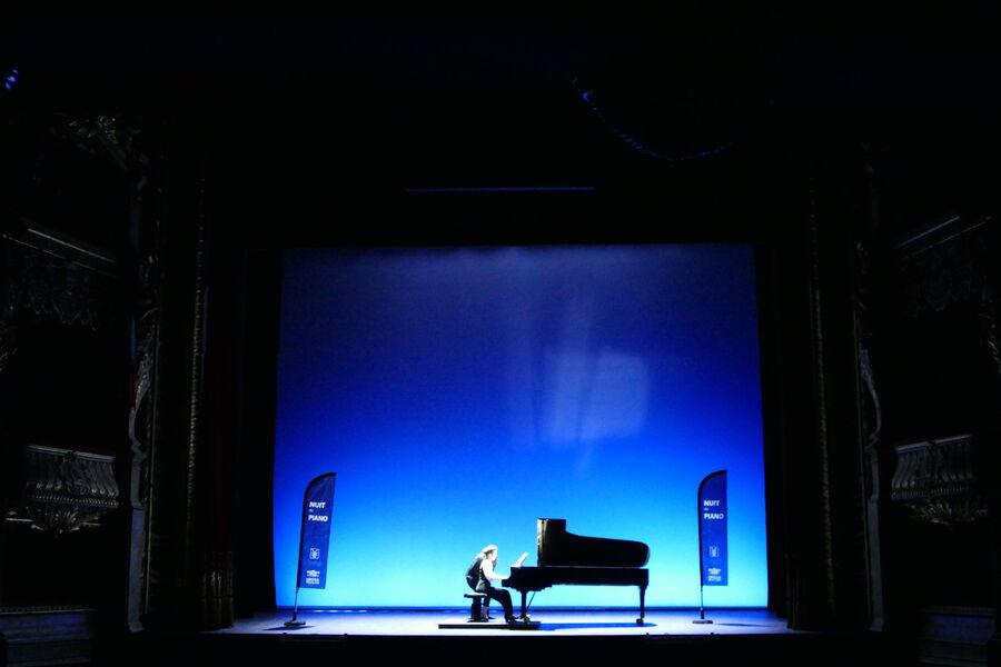 Reporté – Concert – Nuit du piano #6 « Tableaux de Russie » – Festival de Musique Toulon à Toulon - 1