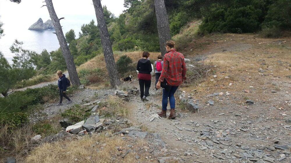 Relaxing walk: sophrology à La Crau - 2