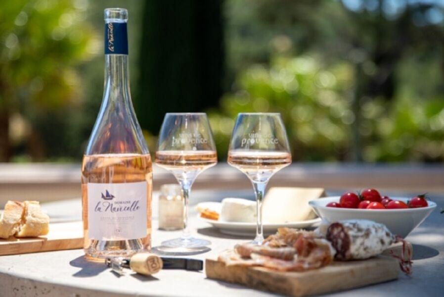 Le 5 à 7 Gourmand : Dégustation apéritive au domaine viticole de la Navicelle à Le Pradet - 0