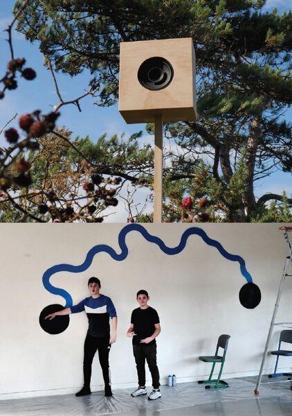Artistes à découvrir / IOMAI (Morlaix) au Metaxu à Toulon - 0