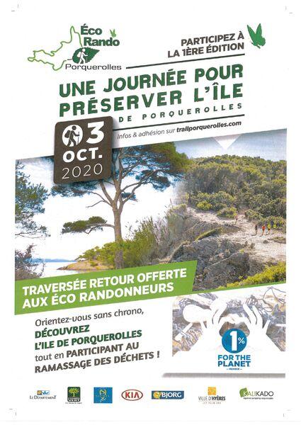 Eco Rando Porquerolles à Hyères - 0