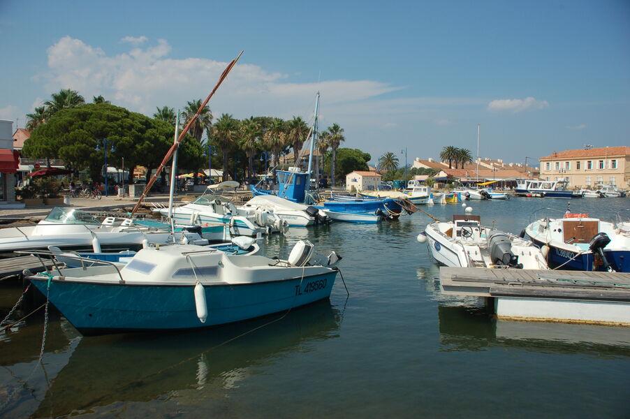 Port Pothuau à Hyères - 0