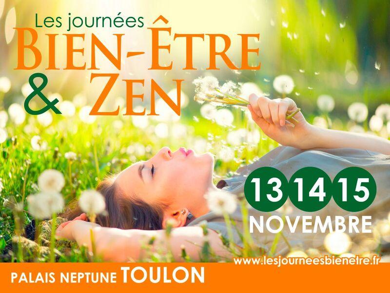 19e Journées Bien être & Zen à Toulon - 0