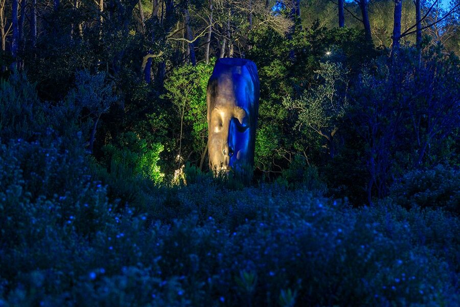 Full Moon Nights – Collective Soundwalk Villa Carmignac à Hyères - 1