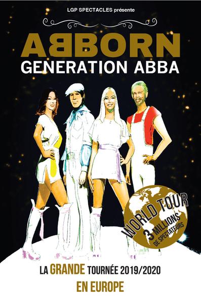 Cancelled : Concert Abborn génération ABBA à La Seyne-sur-Mer - 0
