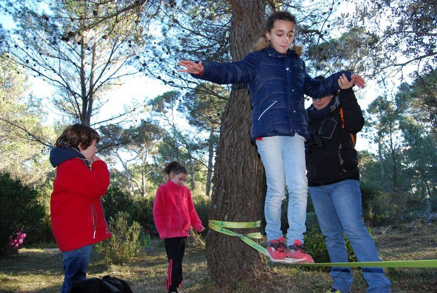 Les petits aventuriers de la forêt à Toulon - 0