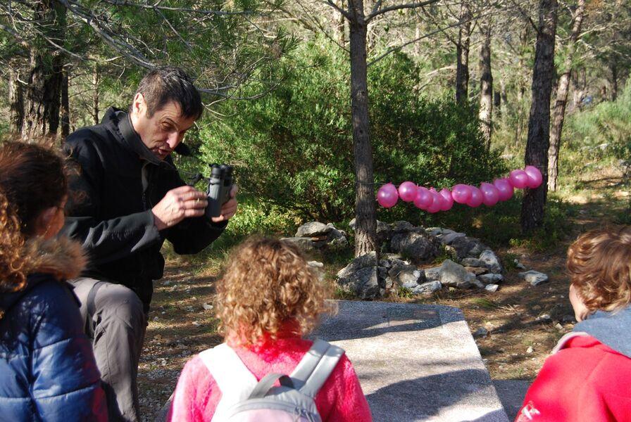 Les petits aventuriers de la forêt à Toulon - 1