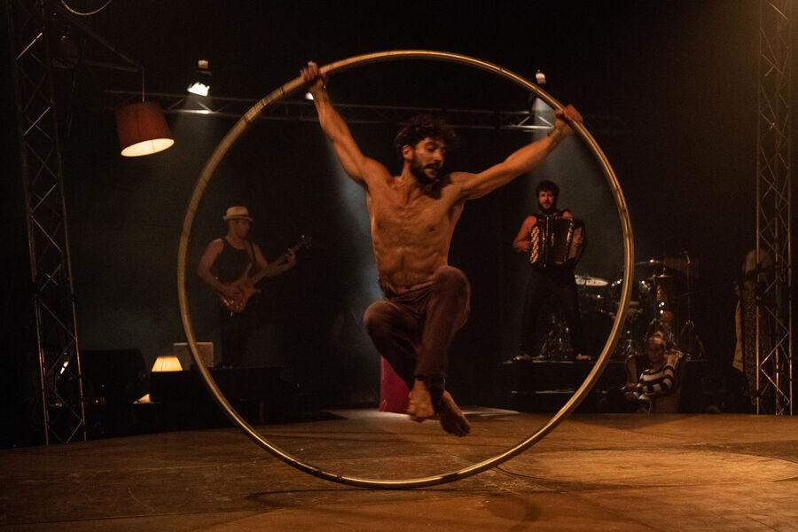 "Circus ""Born to be circus"" by Circo Zoé à La Seyne-sur-Mer - 0"