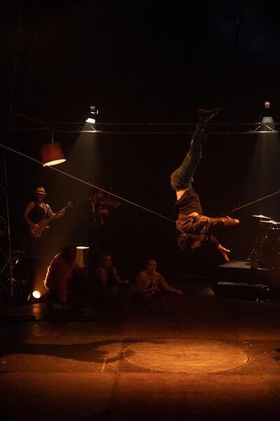"Circus ""Born to be circus"" by Circo Zoé à La Seyne-sur-Mer - 4"