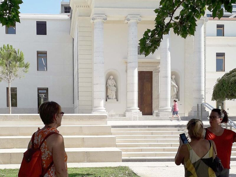 Autour de Chalucet, les débuts de la vie moderne à Toulon – Visite guidée à Toulon - 1