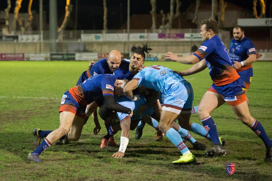 Match de rugby : U.S. Seynoise / Hyères à La Seyne-sur-Mer - 0