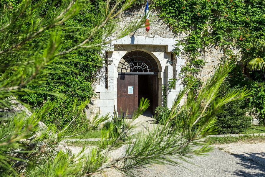"""Permanent exhibition """"From Bonaparte to Fort Napoleon à La Seyne-sur-Mer - 0"""
