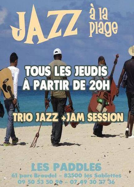 Jazz à la plage à La Seyne-sur-Mer - 0