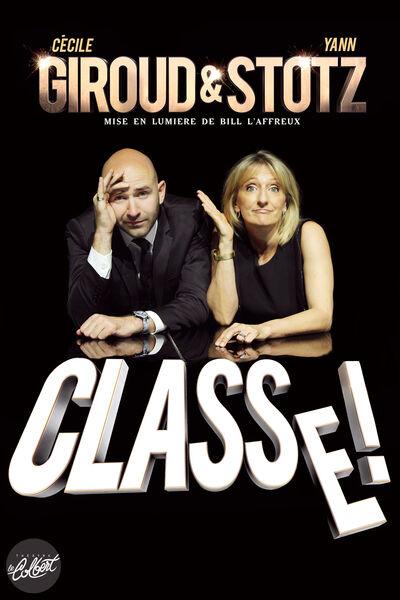 Spectacle – Giroud et Stotz « Classe » à Toulon - 0