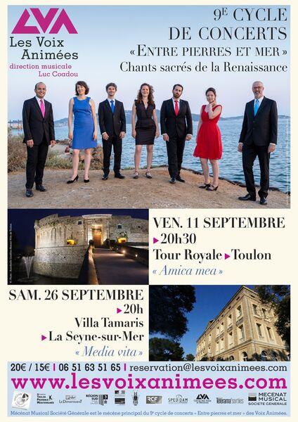 Concert of the Animated Voices à La Seyne-sur-Mer - 0