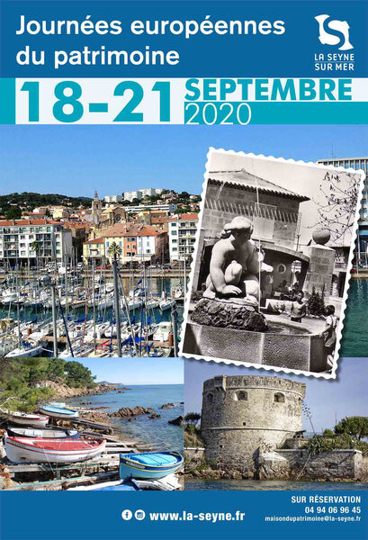 "Exhibition: 11th Photographic Vagabondages ""Adrienne Fornelli, a life"" à La Seyne-sur-Mer - 0"