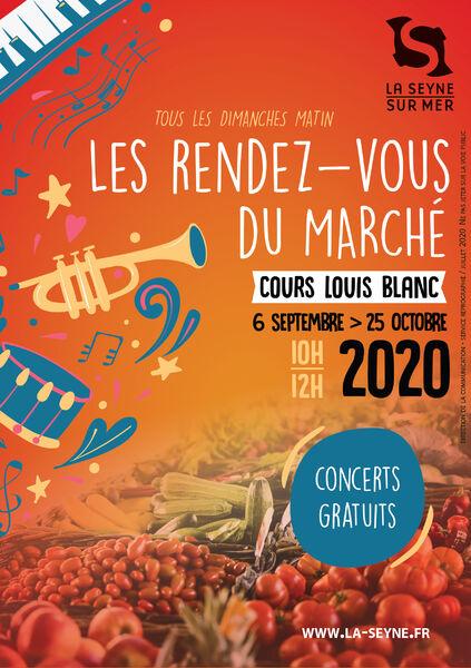 Les Rendez-vous du marché à La Seyne-sur-Mer - 0