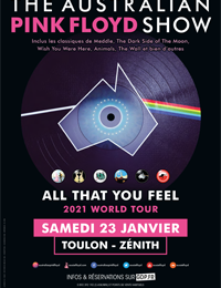 Reporté – Concert – The Australian Pink Floyd Show à Toulon - 0