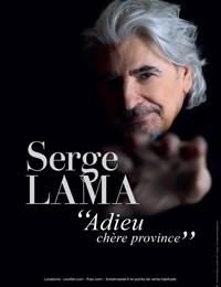 Annulé – Concert – Serge Lama « Adieu chère Province » à Toulon - 1