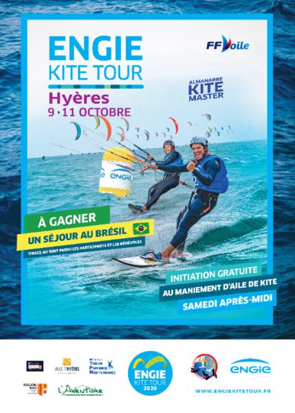 Kite-surf competition final à Hyères - 0