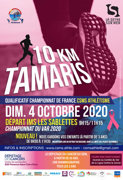 Walking race : The 10 km of Tamaris à La Seyne-sur-Mer - 0