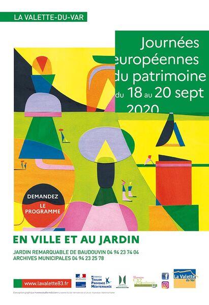 Journées européennes du patrimoines – Autour du jardin à La Valette-du-Var - 0