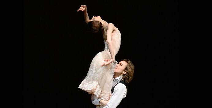 Cinéma – Ballet Bolchoï Moscou « La Dame aux camélias » à Toulon - 0