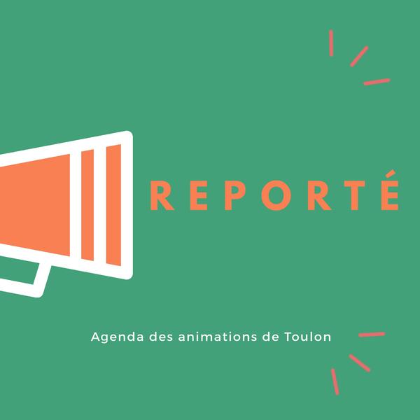 Reporté – Concert – Les Apéros de la Rade / The Crumble Factory à Toulon - 0