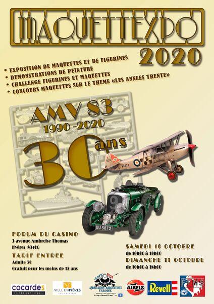 Exhibition of models à Hyères - 0
