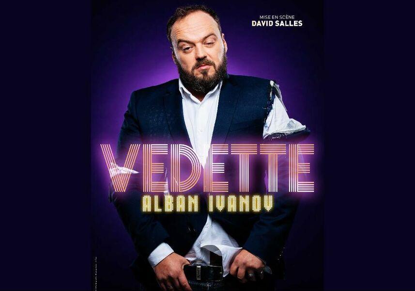 Alban Ivanov: One Man Show à Hyères - 0