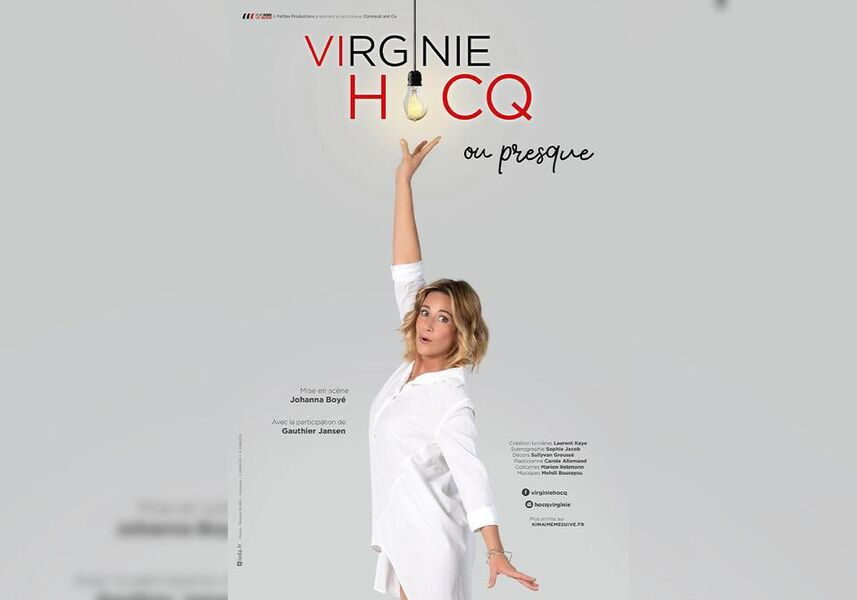 Virginie Hocq ou presque à Hyères - 1