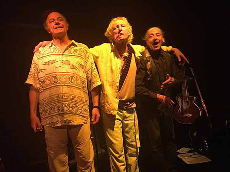 Cancelled: Song featured with the band Toutalègou (Trio rock épique un tantinet latino) à La Seyne-sur-Mer - 0