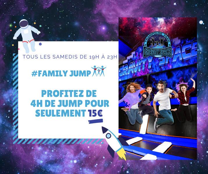 Gravity Family Jump à La Seyne-sur-Mer - 0