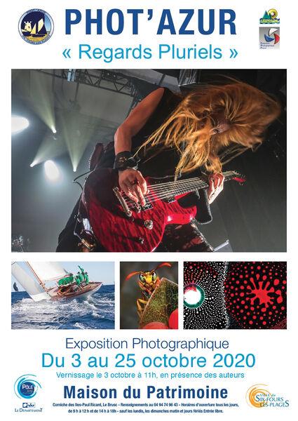 Photo exhibition by the Phot'Azur club à Six-Fours-les-Plages - 0