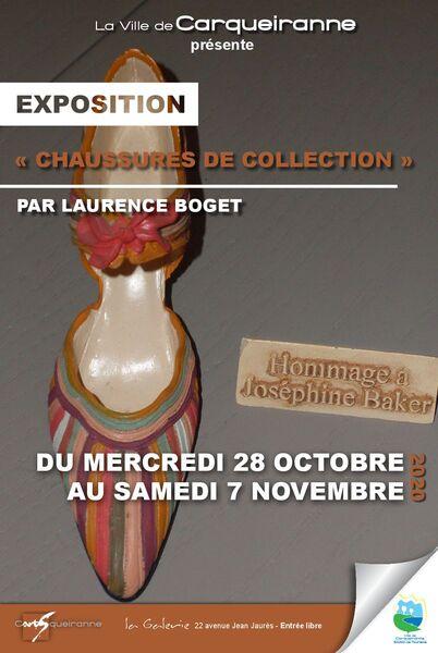 Exposition C'ARTS'QUEIRANNE – La Galerie – Laurence Boget à Carqueiranne - 0